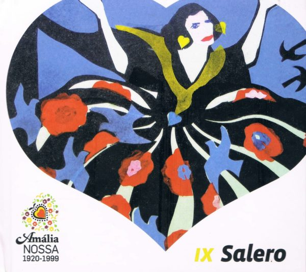 CD de Fado Amália - Salero